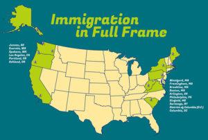 Immigration in Full Frame
