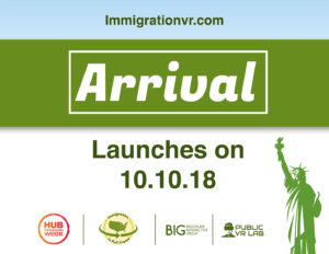 Arrival: Immigration in Full Frame